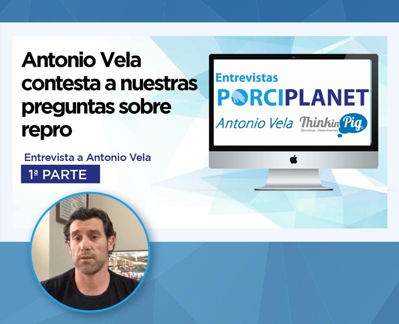 Antonio Vela nos habla de Manejo en Reproducción I