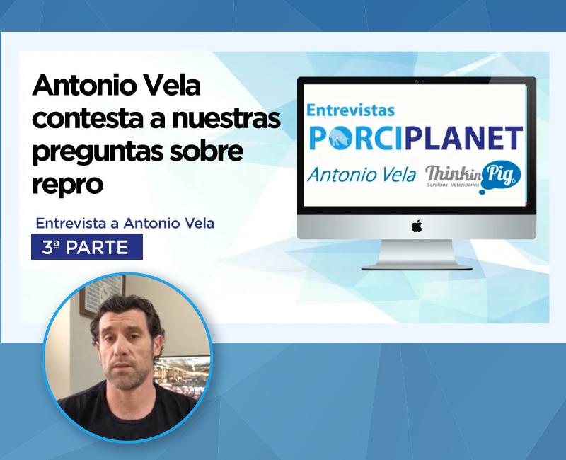 Antonio Vela nos habla de Manejo en Reproducción II